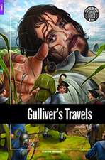 Gulliver's Travels - Foxton Reader Level-2 (600 Headwords A2/B1)