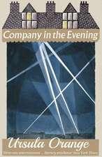 Orange, U: Company in the Evening