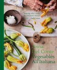 Del Conte, A: Vegetables all'Italiana