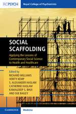 Social Scaffolding: Applying the Lessons of Contemporary Social Science to Health and Healthcare