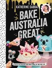 Sabbath, K: Bake Australia Great