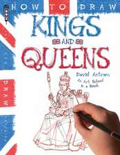 HOW TO DRAW KINGS & QUEENS