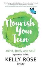 Nourish Your Teen