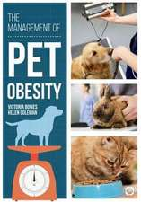 MANAGEMENT OF PET OBESITY THE