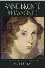Anne Bronte Reimagined