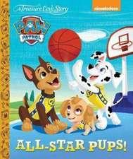 Treasure Cove Story - Paw Patrol - All Star Pups!
