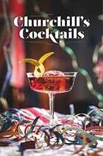 Churchill's Cocktail Cookbook