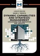 David J.Teece's Dynamic Capabilites and Strategic Management