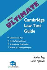 Ultimate Cambridge Law Test Guide