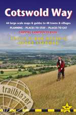Cotswold Way: Chipping Campden to Bath (Trailblazer British Walking Guide)