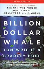 Wright, T: Billion Dollar Whale