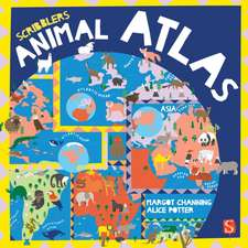 Scribblers' Animal Atlas