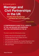 Marriage And Civil Partnerships In The UK