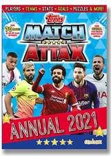 MATCH ATTAX ANNUAL 2021