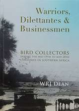 Warriors, dilettantes and businessmen