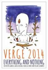 Verge 2014: Everything & Nothing