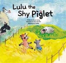 Lulu the Shy Piglet