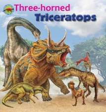 Forbes, S: Three-horned Triceratops