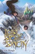 The Lost Stone of Skycity