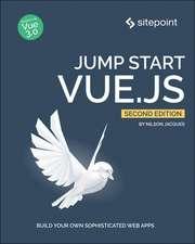 Jump Start Vue.js 2e