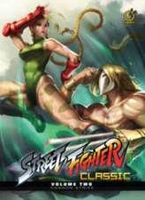 Street Fighter Classic Volume 2: Cannon Strike