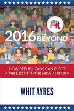 2016 and Beyond