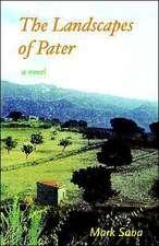 Landscapes of Pater