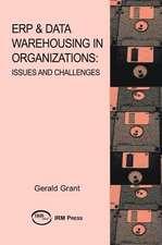 EPR & Data Warehousing in Organizations