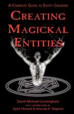 Creating Magickal Entities