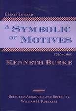 Essays Toward a Symbolic of Motives, 1950-1955