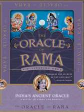 The Oracle of Rama:  A Diviniation Deck [With India's Ancient Oracle]