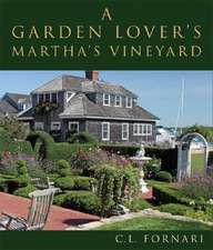 A Garden Lover's Martha's Vineyard