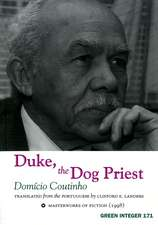 Duke, The Dog Priest