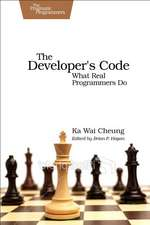 The Developer′s Code