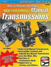 How to Rebuild and Modify High-Performance Manual Transmissions:  Rodding's Imperfect Stepchildren