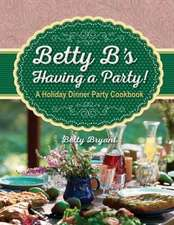 Betty B's Having a Party!