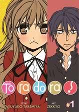 Toradora! Vol. 1:  Volumes 1-3