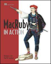 Macruby in Action:  Developing RESTful Web APIs in Java