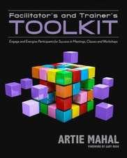 Facilitator's & Trainer's Toolkit