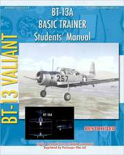 BT-13a Basic Trainer Students' Manual:  The Story of the U.S. Navy's Motor Torpedo Boats