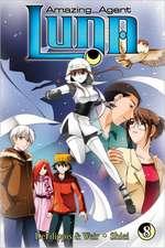 Amazing Agent Luna, Volume 8