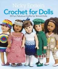 Nicky Epstein Crochet for Dolls