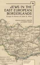 Jews in the East European Borderlands