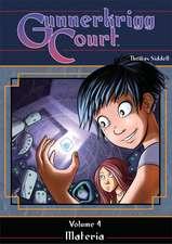 Gunnerkrigg Court Volume 4: Materia
