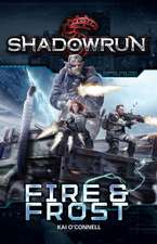 Shadowrun Fire and Frost