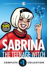 The Complete Sabrina The Teenage Witch: 1962-1965