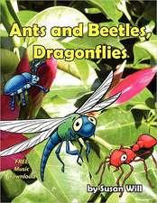Ants and Beetles, Dragonflies