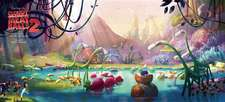 The Art of Cloudy with a Chance of Meatballs 2: Revenge of the Leftovers