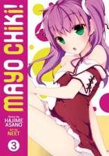 Mayo Chiki!, Volume 3:  Cheshire Cat Waltz, Volume 5