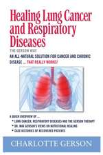 Healing Lung Cancer and Respiratory Diseases